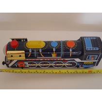 Brinquedos Movidos A Pilha Trem Bate - E - Volta