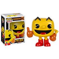 Funko Pop Jogos: Pac-man Vinil Figura
