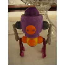 Revista Recreio Brinquedo Robits Roxo, Amarelo Frete 6,00