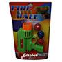 Atirador Pressão Bola Ping Pong Fire Ball Brinquedo Crianças