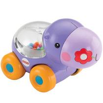 Veículo Animais Hipopótamo Bebe Bolas Coloridas Fisher Price