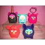 Coleção Furby Do Mc Donad´s Com 5 Furbys