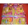 Boneca Polly Pocket Conjunto Amizade