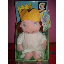 Boneca A Princesinha - Grande - Cotiplas - Discovery Kids