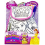 Bolsa P/ Colorir Pintar City Bag Das Princesas Disney Toyng