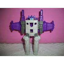 Coleção Avião Transformers Do Mc Donalds