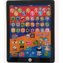 Mini Tablet Infantil Interativo Educativo Do Patati Patatá