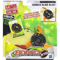 Beyblade Metal Batalha Destroyer Roller X206 + Lançador