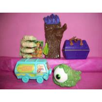 Coleção Mc Donalds Scooby Doo - Brinquedos
