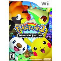 Pokémon: Poképark 2 - Wonders Beyond Wii Jogo