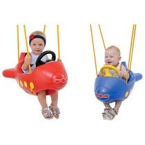 Balanço Infantil Xalingo Avião -brinquedo Play Graund- Top