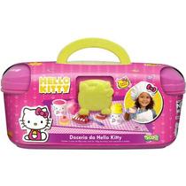 Hello Kitty Fábrica De Bolos Brinquedo Infantil Menina Sunny