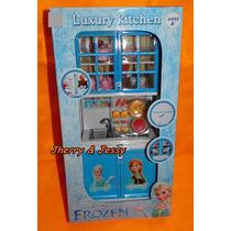 Lindo Kit Cozinha Frozen - Pronta Entrega