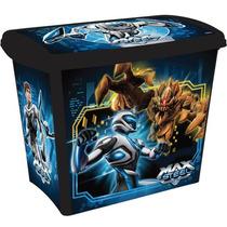 Caixa Organizadora Decora Max Steel 7 Litros Plasútil