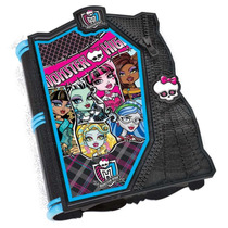 Diário Mágico Monster High - Intek