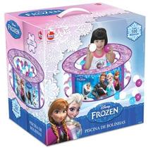 Frozen Piscina De Bolinhas Infantil - Líder