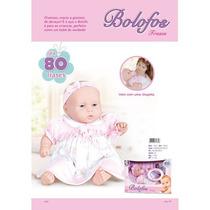 Boneca Cotiplas Bebes Bolofos 80 Frases - 1631