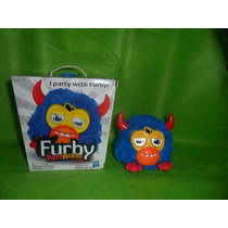 Furby Party Rockers Seminovo Na Caixa (original)