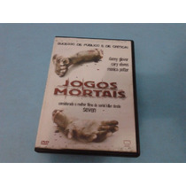 Dvd Jogos Mortais