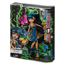 Boneca Monster High Gloom & Bloom Cleo De Nile