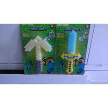 Minecraft Brinquedo Espada.