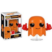 Funko Pop Jogos: Pac-man - Clyde Vinyl Figure