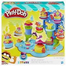 Play Doh - Roda Gigante Cupcake - Hasbro