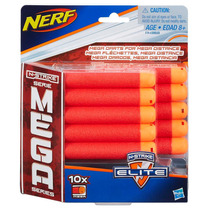 Refil De Dardos Nerf N-strike Mega Hasbro