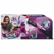 Lançador Nerf Rebelle - Heartbreaker Bow - Hasbro