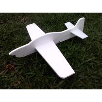 Kit Avião Pipa Isopor 4 Por 10,00