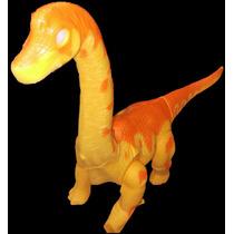 Dinossauro Com Movimento E Som De Brinquedo - 40 Cm
