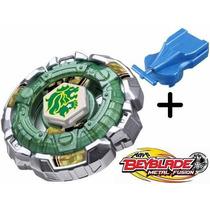 Beyblade Metal Fusion Fang Leone Bb 106 + 2 Super Lançadores