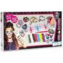 Kit Pulseira De Elásticos Loom Monster High
