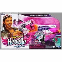 Lançador Nerf Rebelle - Sweet Revenge - Hasbro