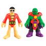 Imaginext Figuras Liga Dajustiça Manhunter Plastc Man Mattel