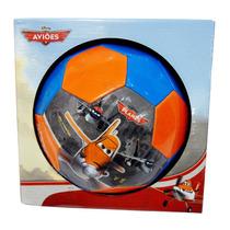 Bola De Couro Aviões - Toyng