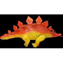 Brinquedo Dinossauro Com Movimento, Luzes E Som