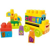 Mega Bloks Firts Blocks Ônibus Abc