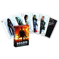 Escuro Luxo Cavalo: Mass Effect Cartões De Jogo