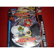Beyblade Metal Battle Wild Top Metal Fusion