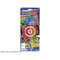 Arco Flecha Atirador Alvo Arma Pressão Brinquedo-2015