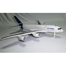Aviao Airbus A380 Fricçao Coleçao Art Brink Novo No Leilao *