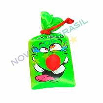 Saco De Risadas Verde Brinquedo Pegadinha Engraçado