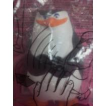 Boneco Pinguins De Madagascar Do Mc Donalds Novo Lacrado