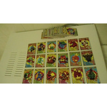 Carta Pokémon - Lote Com 203 Cartas