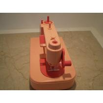 Máquina Costura Brinquedo Antiguinha Glasslite