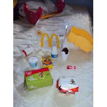 Brinquedinho Mcdonalds Completo