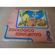 Puzzle Zoológio Educativo Atma 1972