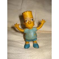Os Simpsons Antigo De Borracha