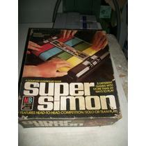 Raro E Antigo Super Simon ( O Pai Do Genius)